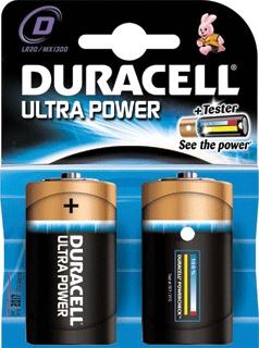 Grotere Afbeelding van de Batterij MX1300 BR2 (Duracell)