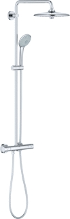 Grohe Euphoria douchesysteem 260mm
