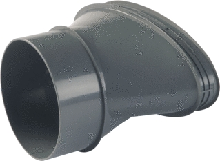 ADAPTER 100MM V DB206H125 (Ubbink)
