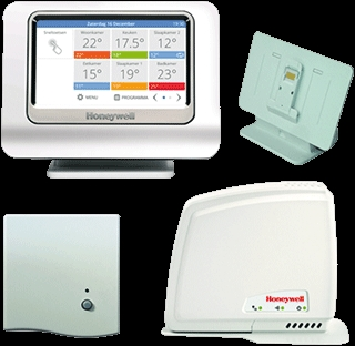 Honeywell EvoHome connected pakket Opentherm ATP951M2118